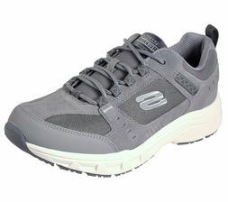 51893 Extra Wide Gray Skechers shoes Men Memory Foam Sport W