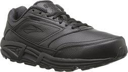 Women's Brooks 'Addiction' Walking Shoe, Size 10 B - Black