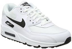 Womens Nike Air Max 90 - White/Black