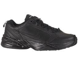 Nike Men's Air Monarch IV Cross Trainer, Black, 10.5 Regular