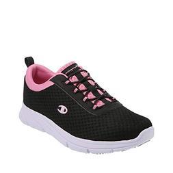 Champion Black Pink Women's Sierra Step-in 6.5 Wide
