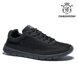 Brand Men Casual Shoes Grey Big Size Breathable Wide Sneaker
