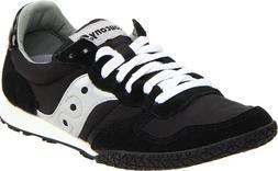 Saucony Originals Women's Bullet Classic Retro Sneaker, Blac