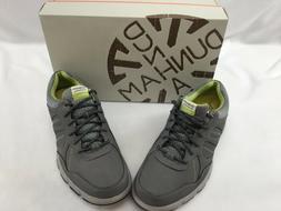 Dunham by New Balance Revsharp Gray Nubuck Men's Walking S