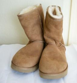 UGG Australia Classic II Genuine Shearling Lined Short Boot