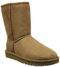 Women's Ugg 'Classic Ii' Genuine Shearling Lined Short Boot,