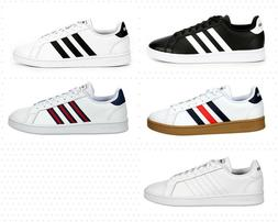 Adidas Grand Court Men's Shoes Sneakers Walking Fashion Comf