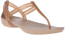 Crocs Women's Isabella T-Strap Sandals  - 6.0 M
