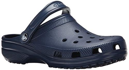 Crocs Classic Mens Synthetic Loafers & Slip Ons