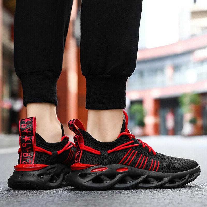 Men's Sneakers Jogging Sports Outdoor Tennis Running Shoes