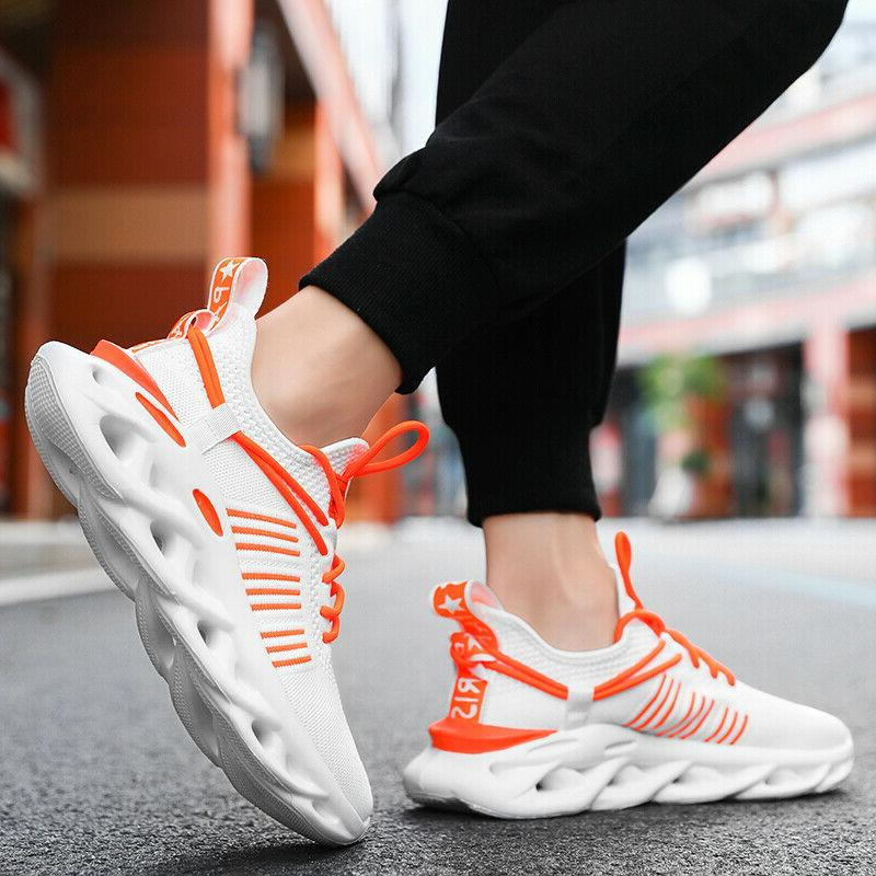 Men's Sneakers Sports Athletic Tennis Running Shoes Gym