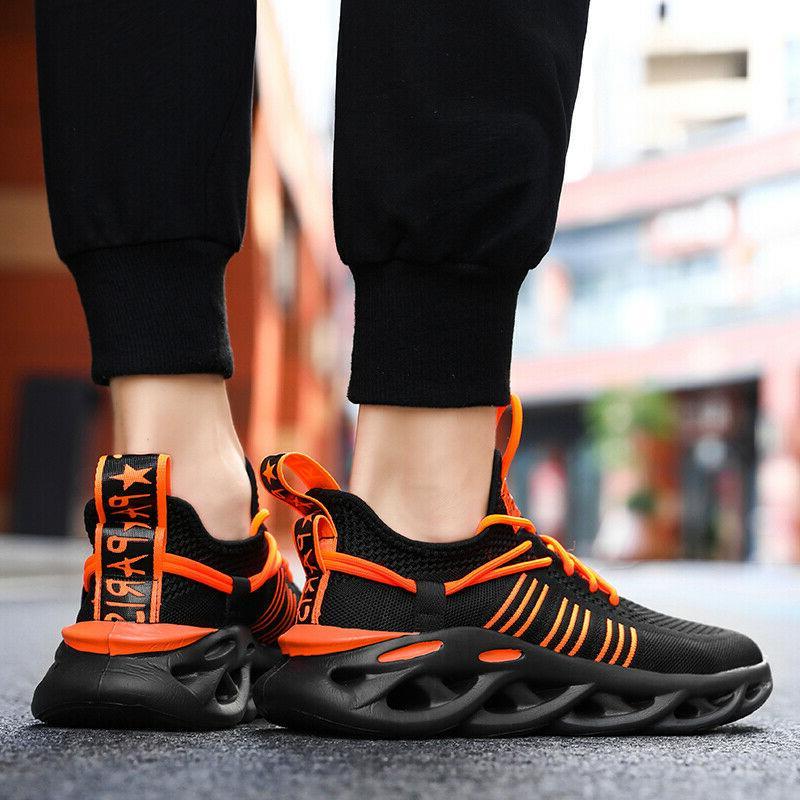 Men's Jogging Sports Running Shoes Gym