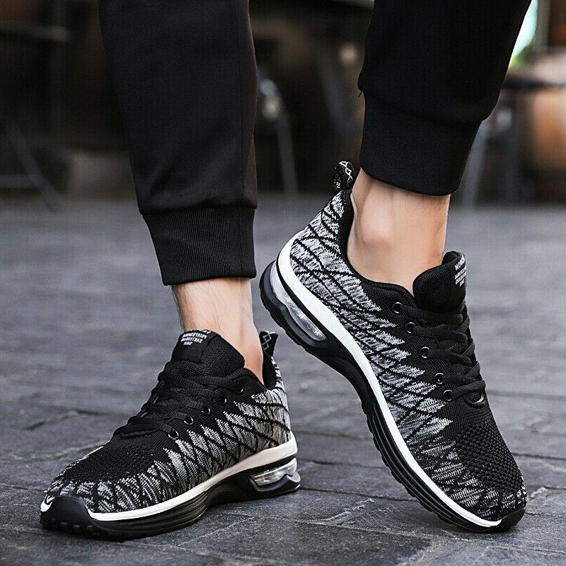Mens Womens Fashion Breathable Walking
