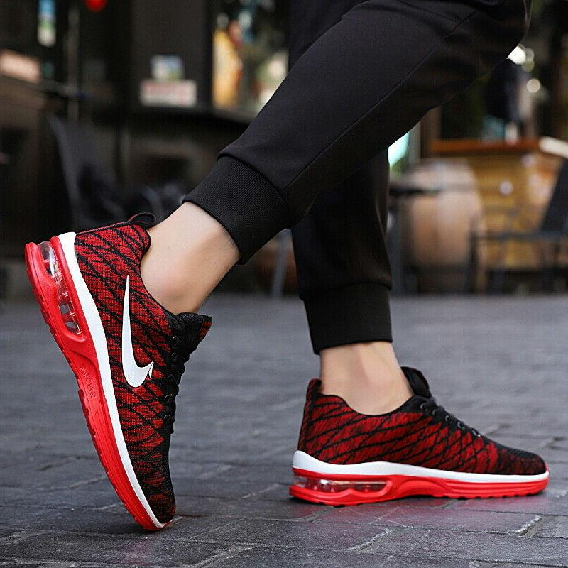 Breathable Sports Casual Walking Sneakers
