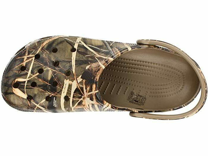 Crocs Unisex V2 Shoes Mules Khaki Slip 9