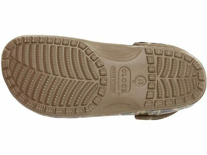 Crocs V2 Khaki Slip On 9 Women 11