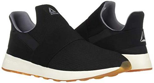 Reebok Women's DMX Shoe, Grey/Chalk, 11 M