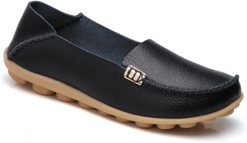 VenusCelia Women's Natural Comfort Walking Flat Loafer9.5 M