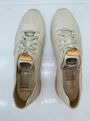 UGG Women's Tye Walking Shoes Lace Up Ceramic Tan EUR 41