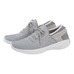 Skechers Ladies' YOU Knit Slip-on Athletic Walking Shoes, Gr