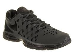 Nike Men's Lunar Fingertrap Cross Trainer, Anthracite/Black,