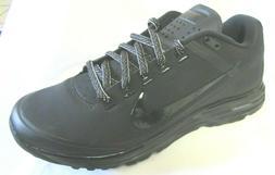 Nike Lunarlon Black Men  Walking Shoes 9