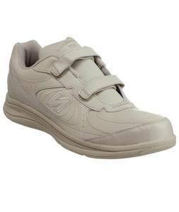 Men New Balance 577 Hook and Loop Walking Shoes Bone Leather