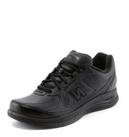Men New Balance 577 Walking Shoes Leather Black NB577