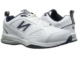 Men New Balance MX623WN3 Walking Shoes Extra Wide 4E White N