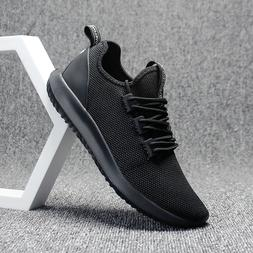 Men Running Shoes Casual Athletic plus size Sneakers  Gym Wo