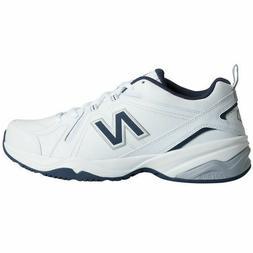 New Balance Men's 608v4 Training Running Light Weight WHITE