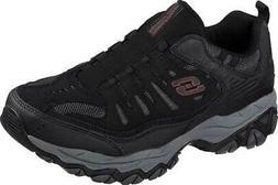 Skechers Men's   After Burn M. Fit Slip On Walking Shoe