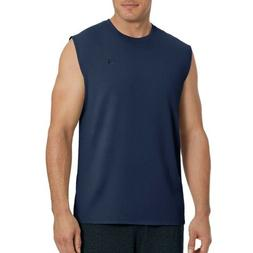 Champion Men's Classic Jersey Muscle T-Shirt - Athletic Fit