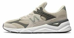 New Balance Men's X-90 Shoes Grey with Grey