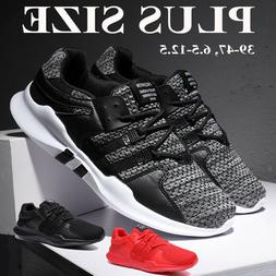 Mens Breathable Running Shoes Walking Gym Tennis Athletic Ca