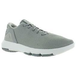 Reebok Mens Cloudride DMX 3.0 Gray Walking Shoes 10.5 Medium