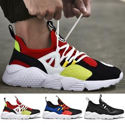 Mens Sneakers Athletic Running Casual Walking Tennis Gym Out