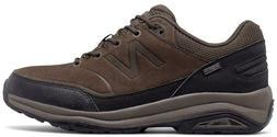 New Balance NB MW1300DD 1300 TRAVEL walking shoes brown leat