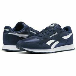 NEW Reebok Classic Men's Royal Ultra Fitness Shoes Navy Blue