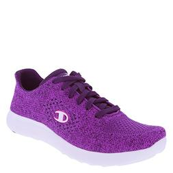 Champion Women's Purple Women's Activate Power Knit Runner 9
