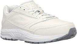Brooks Women's Dyad Walker White Sneaker 8.5 D - Wide