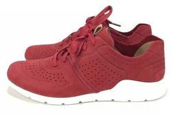 Ugg Tye Womens Casual Leather Sneakers Lightweight Walking S