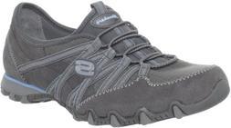 Skechers Sport Women's Verified Fashion Sneaker,Gray/Light B