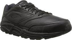 Men's Brooks 'Addiction' Walking Shoe, Size 9.5 M - Black