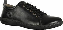 Birkenstock Women's Islay Sneaker, Black, 37 M EU