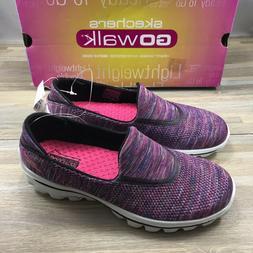 Women's Skechers Go Walk Shoe GoWalk Lightweight - Multi Kni