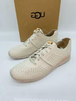 UGG Women's Tye Walking Shoes Lace Up Sneaker Ceramic Tan  U