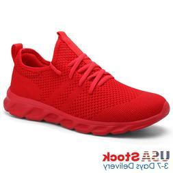 Women's Walking Sneakers Breathable Lightweight Sport Mesh T
