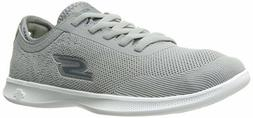 SKECHERS WOMENS GO STEP-LITE SWERVE WALKING SHOES #14712/GRY