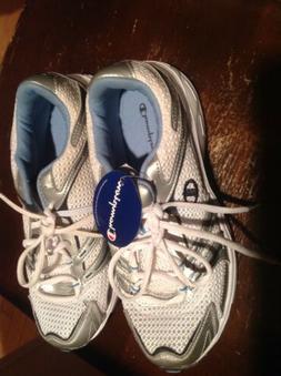 Champion Womens Size 8 Walking/Tennis Shoes 098072715 Blue/W